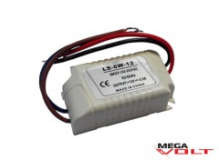 Блок питания PL 6W 12V IP20 mini