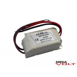 Блок питания PL 6W 12V IP20 mini