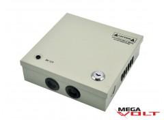 Блок питания 60W 12V (4CH) в металлическом боксе