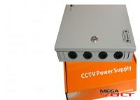 Блок питания 60W 12V (9CH) в металлическом боксе