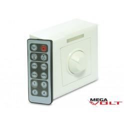 LED диммер 16A IR 192W (стационарный)