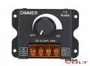 LED диммер 30A 360W (стационарный) knob