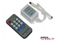 LED диммер 6A IR 72W (14 кнопок)