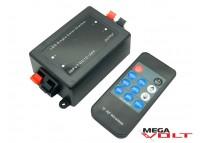 LED диммер 8A RF 96W (11 кнопок)