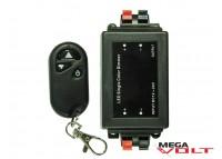 LED диммер 8A RF 96W (3 кнопки)