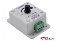 LED диммер 8A 96W (стационарный) knob