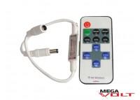 LED диммер 6A RF 72W (11 кнопок) smart