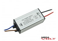 Драйвер светодиода LD 1х30W 220V IP65
