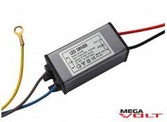 Драйвер светодиода LD 1х10W 220V IP66