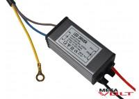 Драйвер светодиода LD 1х10W 220V IP65