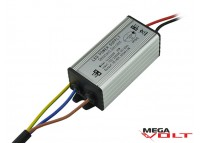 Драйвер светодиода LD 1х20W 220V IP65