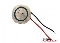 Драйвер светодиода LD 1xCree XM-L/XM-L2 (1 mode) D20 mm