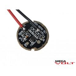 Драйвер светодиода LD 1xCree XR-E (5 mode) D20 mm