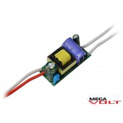 Драйвер светодиода LD 8-12x1W (240mA-260mA) 220V