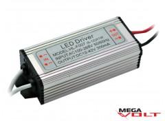 Драйвер светодиода LD 9-12x1W 220V IP67