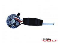 Контроллер IR LED 3W RGB 220V (24 кнопки)