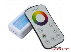 RGB контроллер 12A RF 144W (touch) white sensor