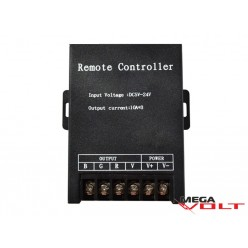 RGB контроллер 30A RF 360W (touch screen) white
