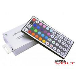RGB контроллер 12A RF 144W (44 кнопки) aluminum