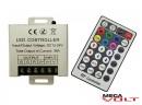 RGB контроллер 36A RF 432W (28 кнопок) aluminum