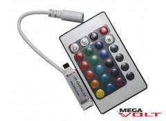 RGB контроллер 6A IR 72W (24 кнопки) mini