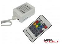 RGB контроллер 6A RF 72W (20 кнопок)
