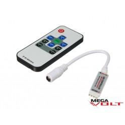 RGB контроллер 6A RF 72W (10 кнопок) mini