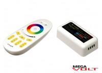 Блок контроллера RGB 18A RF 216W 4 zone white (MI-Light)