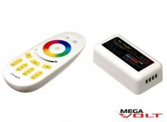 RGB контроллер 18A RF 216W (touch) 4 zone white (MI-Light)