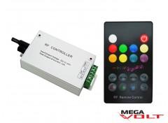 RGB music контроллер 12A RF 144W (18 кнопок)