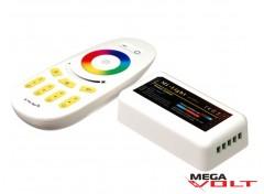 RGBW контроллер 24A RF 288W (touch) 4 zone white (MI-Light)