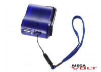 Динамо-зарядка USB ручная 5V