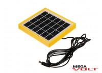 Светодиодный фонарь с солнечной панелью FT-FL-01