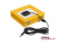Светодиодный фонарь с солнечной панелью FT-FL-02