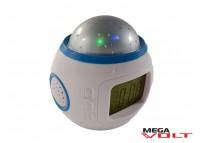 Светодиодные часы LED clock with projection