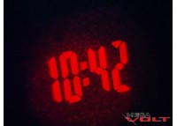 Часы с проектором LED projection clock