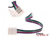 Соединительный кабель SMD RGB 5050 Cable clipsa (1 jack)