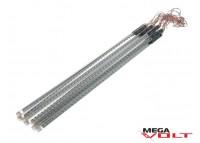 Светодиодная гирлянда LED Meteor White IP54 12V (50cm)