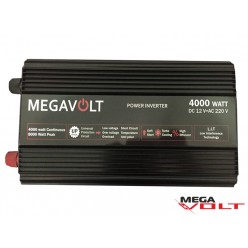 Преобразователь 12V-220V 4000W