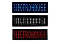 LED бейджи электронные