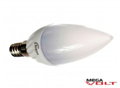 Светодиодная лампа E14 4W 220V Candle