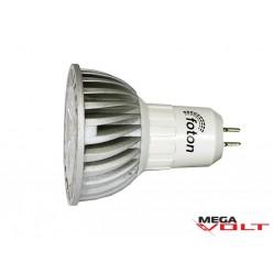 Светодиодная лампа MR16 3х1W 220V