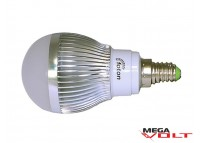 Светодиодная лампа E14 3х1W 220V Bulb