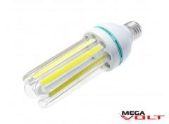 Светодиодная лампа E27 24W 220V 4U COB