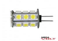 Светодиодная лампа G4 18pcs SMD 5050 12V
