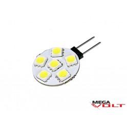 Светодиодная лампа G4 6pcs SMD 5050 12V