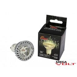 Светодиодная лампа GU10 3х1W 220V