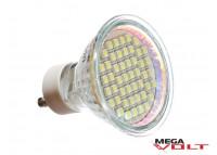 Светодиодная лампа GU10 48pcs SMD 3528 220V
