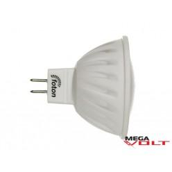Светодиодная лампа MR16 6W 220V