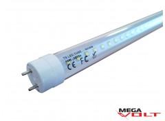 Светодиодная лампа T8 L600 10W 220V (прозрачная) premium